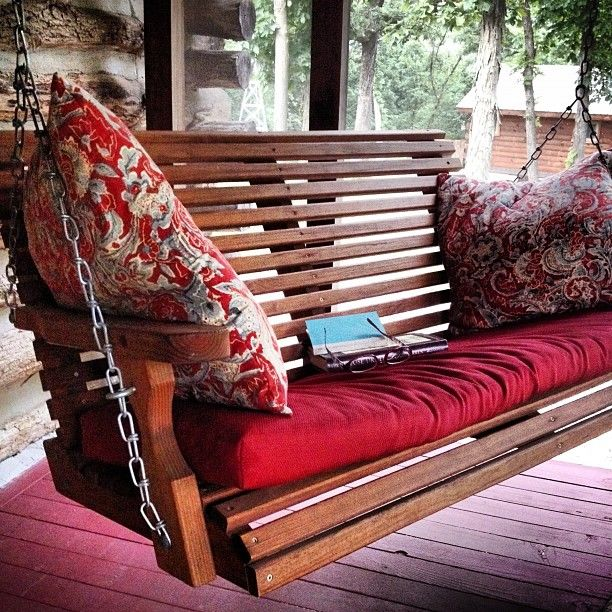 26 best images about justa swangin on pinterest the old for Old porch swing