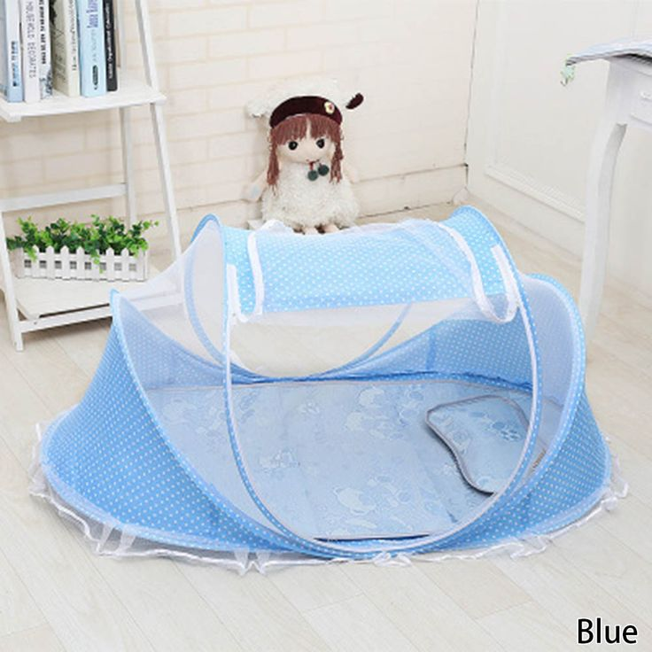 Portable Baby Crib Mosquito Net Tent Multi-Function Cradle Bed //Price: $19.27 & FREE Shipping //     #kidstoys