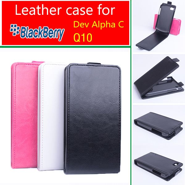>> Click to Buy << For Blackberry Q10 Old School Business Protective Phone Cases Bag For Blackberry Q10 Leather Flip Vertical Fold Book Case Cover #Affiliate