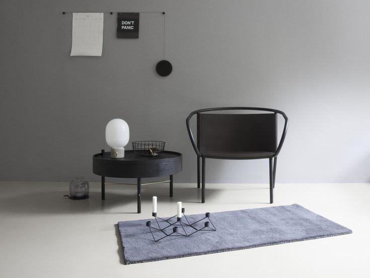 Menu JWDA Concrete Brass Table Lamp
