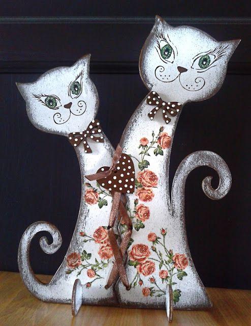 Sunflower - w wolnej chwili...: Koty