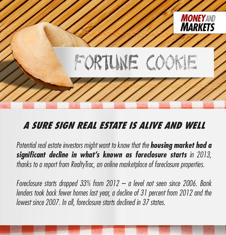 """Fortune Cookie"" is a series of special reports about personal finance"