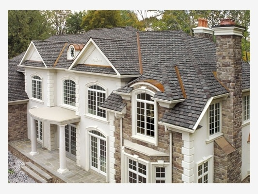 18 Best Shingle Roofing Tile Examples Images On Pinterest