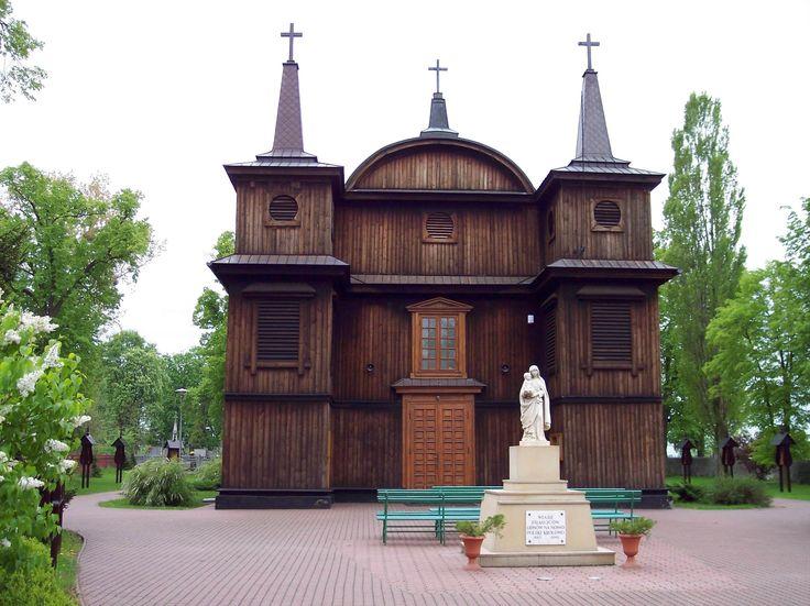 Kościół w Kampinosie
