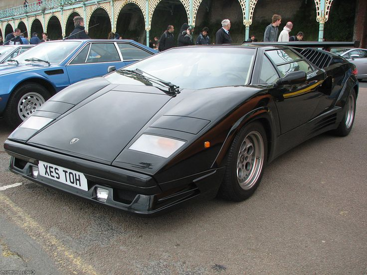169 Best Lambo Countach Images By Stephen Harwood On