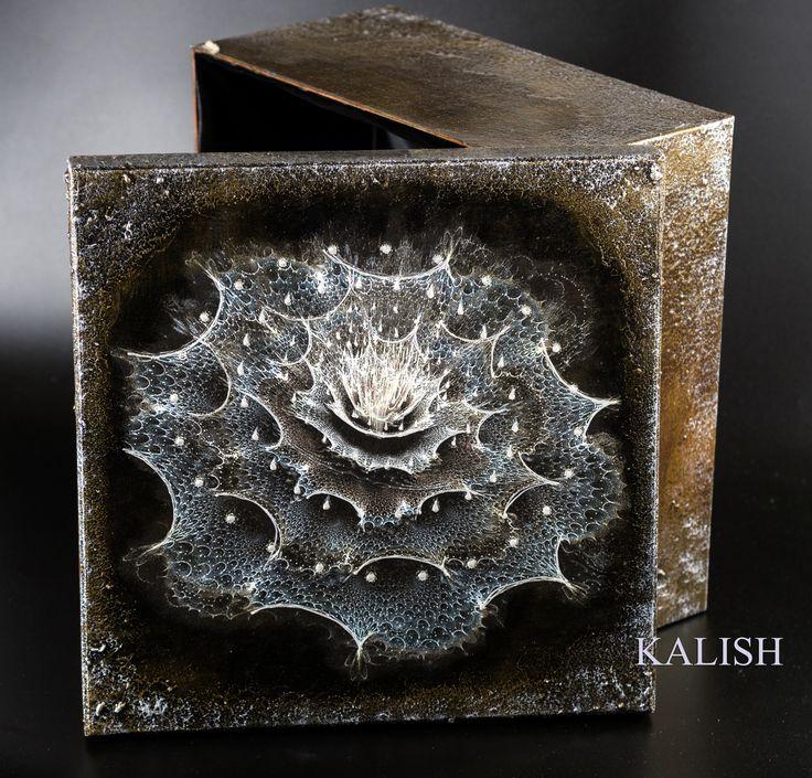 """Подарочная упаковка Design Studio """"KALISH"""" Exclusive jewelry jewelry"""