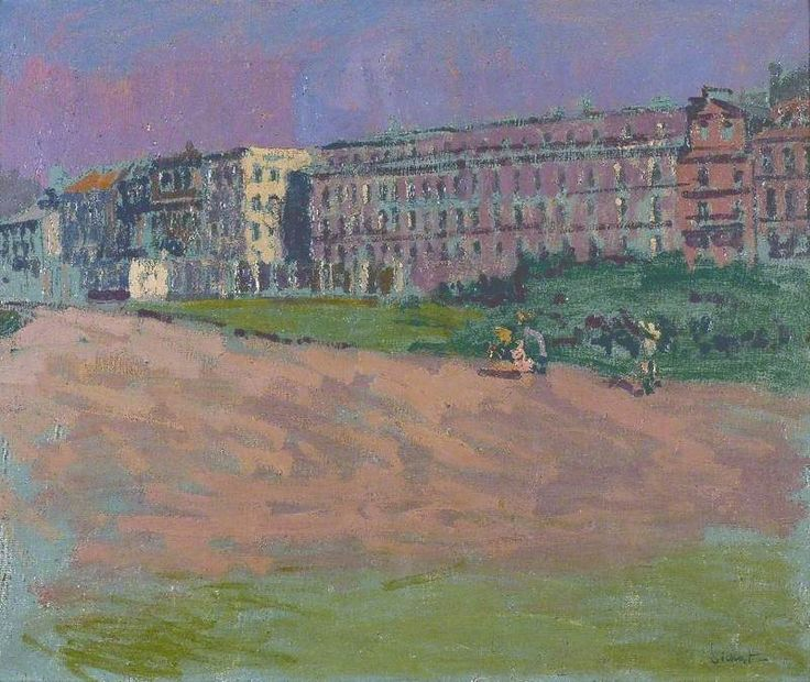 Walter Sickert - Hotel Royal, Dieppe, France (1899)