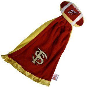 Amazon.com: Florida State Seminoles (FSU) Snuggle Ball Blanket: Sports & Outdoors