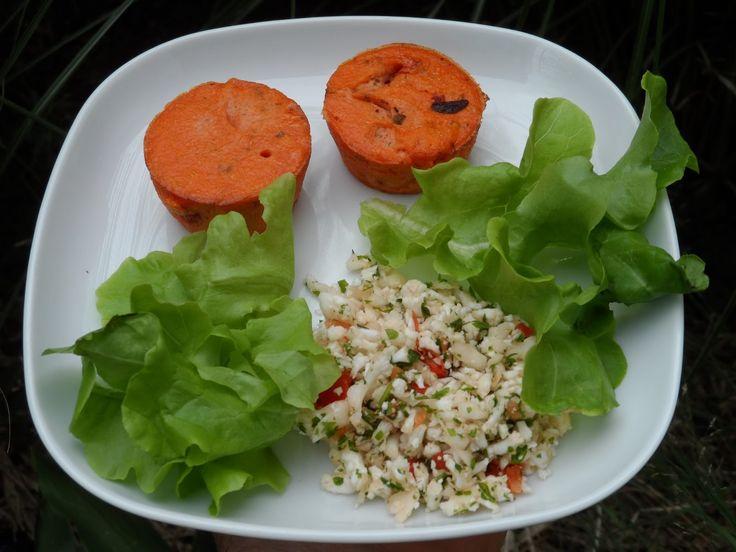 Proeven op zondag: Tomatentaartjes, hartige moelleux volgens de voeds...