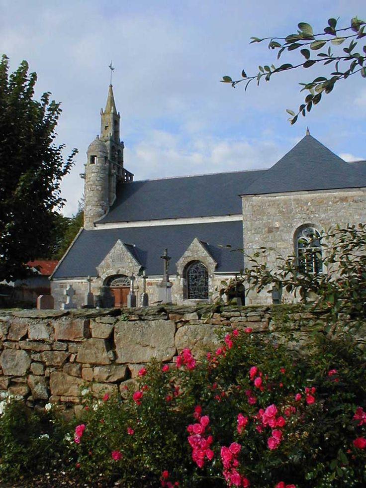 Eglise sainte Brigitte * Iliz santez Berc'hed