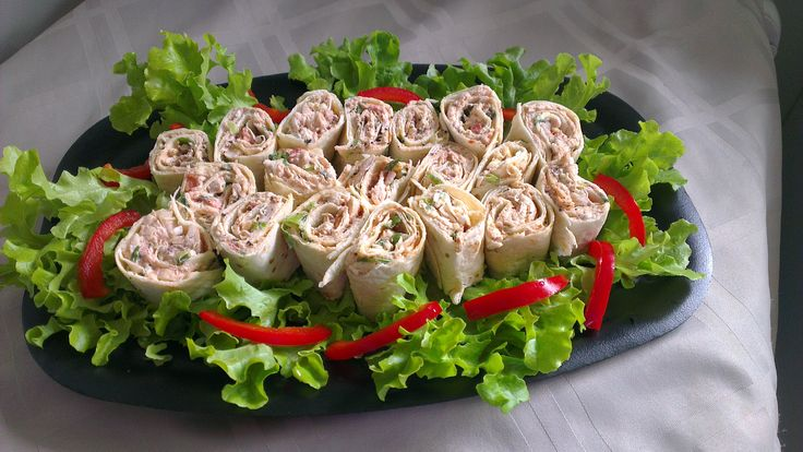 Chicken Enchilada Wrap Bites Great for that Party in the park or your next office luncheon.