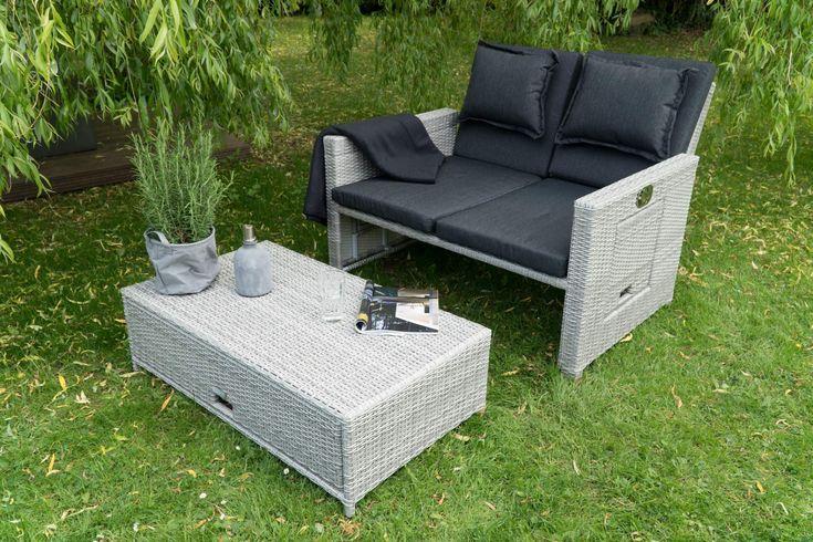 Gartenmöbel Und Balkonmöbel -100 Ideen Für Gemütliche Sitzecke83 ...