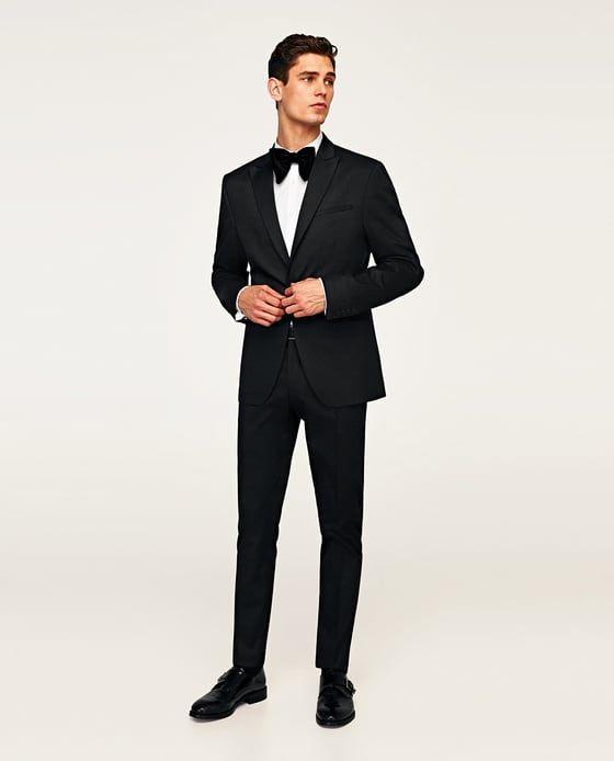 bfb30eff723c0f BLAZER TRAJE KADE   Going Out   Mens suits, Blazer suit, Tuxedo suit