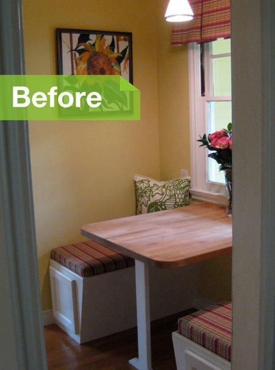 Before And After Pics Of Small Kitchens