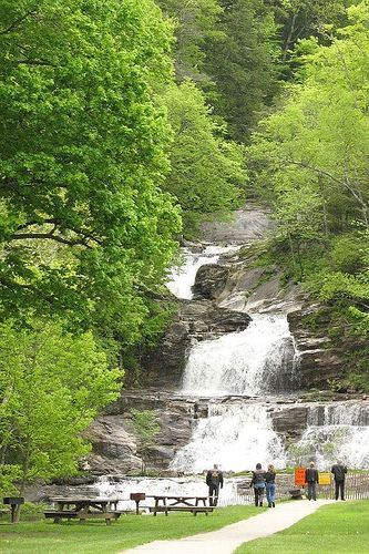 Five Most Beautiful Waterfalls in Connecticut