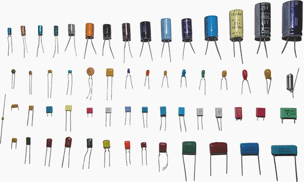 Different Type Of Capacitors And Working Principle of Capacitor:  Different Type Of Capacitors And Working Principle of Capacitor: A Capacitor is a device which is used for storing large amount of charge in a small space. There are generally four types of the capacitors which are also known as Condenser.  Different Type Of Capacitors: