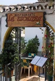 restaurant recommendation - la escalerade manolo in benahavis, costa del sol - super customer service, especially good for children