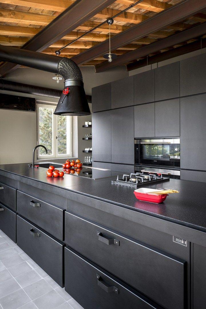 les 20 meilleures id es de la cat gorie bardage gris sur pinterest couleurs ext rieures. Black Bedroom Furniture Sets. Home Design Ideas