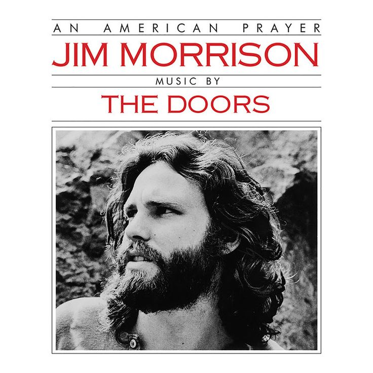 An american prayer vinyl the doorsjim morrison in