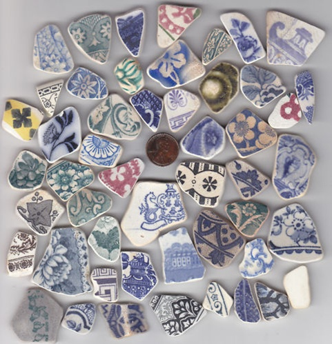 dating pottery shards
