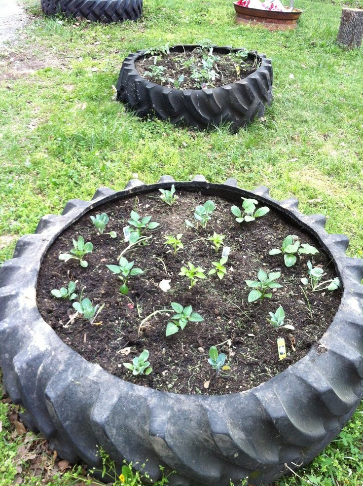 10 best images about tire garden on pinterest raised beds old gardening tractor tires easy raised garden beds made from recycled tractor tires the solutioingenieria