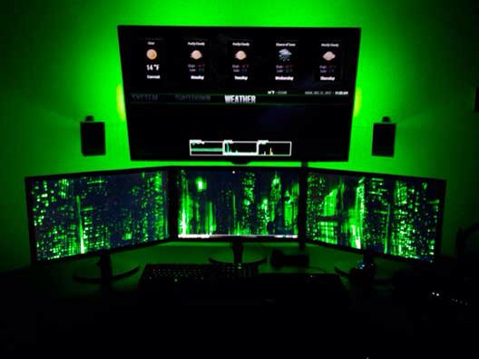 263 Best Gaming Room Images On Pinterest Pc Setup