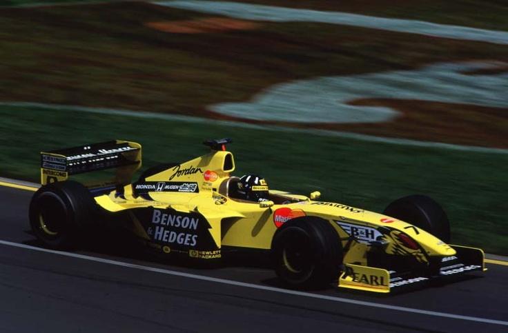 Damon Hill - Jordan 1999