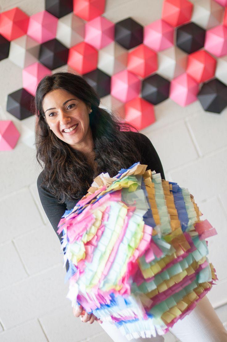 #2 Workshop MISS CLOUDY : Summer Party & Colorful Pinata   Crédits photos : Noémie Letu