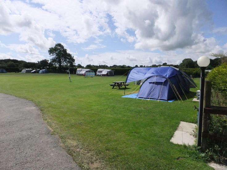 Plas Uchaf Caravan and Camping Park, Benllech Bay, Anglesey. Wales. Camping. Caravanning. Touring. Motorhomes. Family Friendly. Dog Friendly.