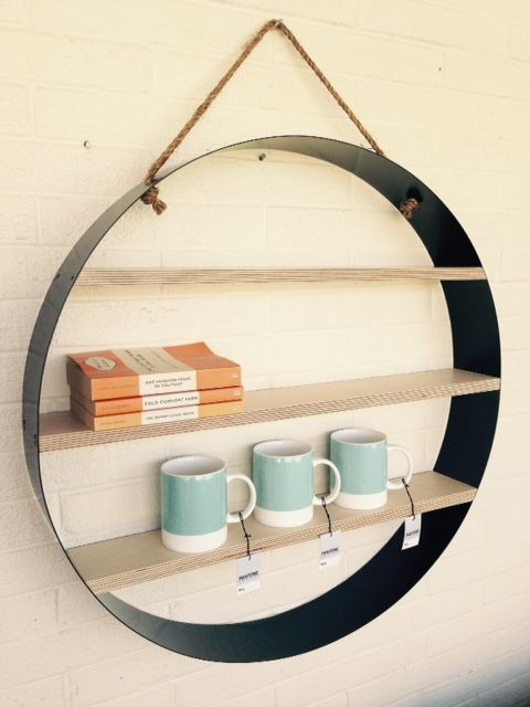 Budapest Shelf -NZ Made and designed