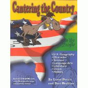 Cantering the Country is a unit study that will take your children on a journey around all 50 US states and Washington DC.