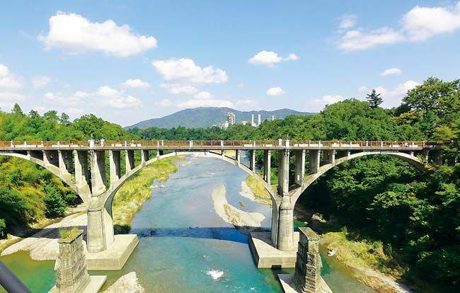 埼玉モダンたてもの-きまぐれ散歩 | 公式サイト » 旧秩父橋