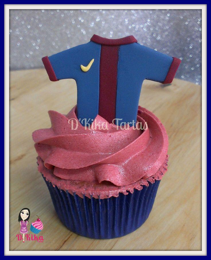 Cupcake Barcelona / Barça Cupcake