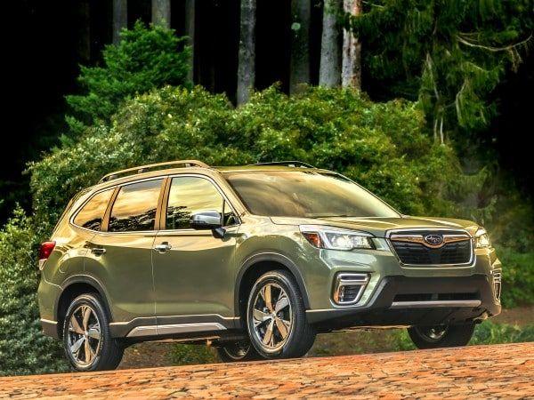 2019 Subaru Forester First Review Kelley Blue Book Subaru Forester Subaru Backwoods