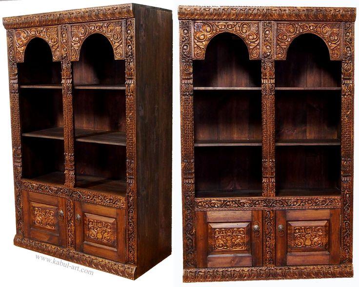 Bücherregal antik  Ponad 25 najlepszych pomysłów na Pintereście na temat Bücherregal ...