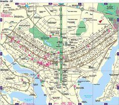 Mapas e distâncias, como chegar à cidades e destinos de todo o mundo
