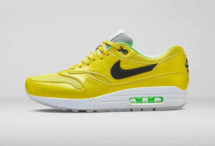 "The Air Max 1 Goes Soccer Style With The Air Max 1 FB ""Mercurial Pack"" 