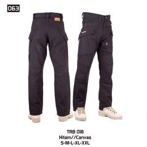 Celana Panjang Gunung dan Hiking tipe Cargo Pria [TRB 018] (Brand Trekking)…