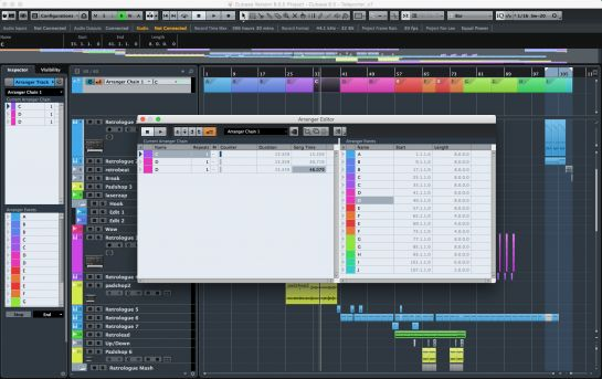 8 Advanced Arranging Tips for Cubase. Steinberg Cubase 8 has all the tools you need to get the perfect arrangement. Hollin Jones shows you how with these eight excellent tips.