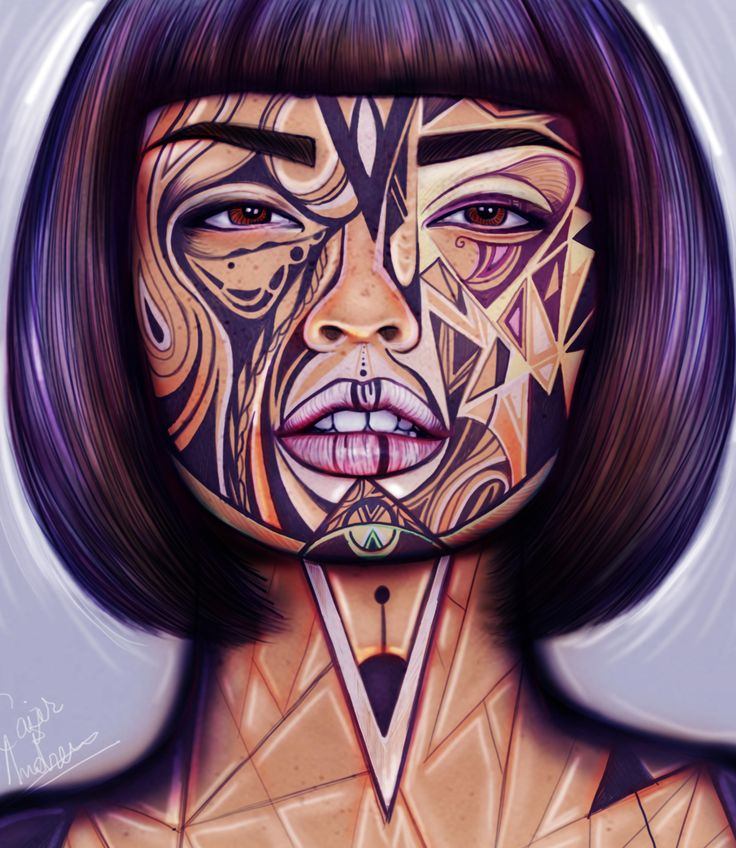 Digital Portret