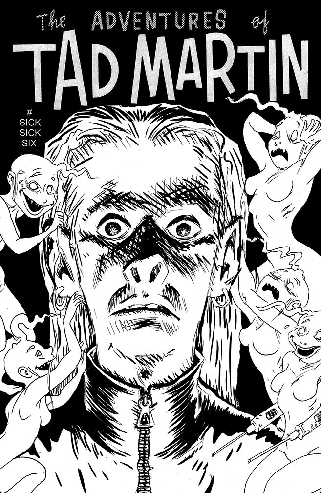 """Blurb-  """"Casanova Frankenstein reclaims the confessional, auto-bio comic book and transcends the well worn shock of self-exploitation. He demonstrates the raw power of the comic book form by disolving genre tropes and reader expectations. His ink bears witness to the allness of life, the ambiguity and messiness, and does not define any one thing in order to manipulate or stear your emotions. And I defy you not cry while reading this! This is the language of the heart."""""""