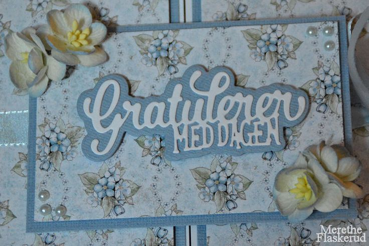 Merethe Flaskerud: Gratulerende blomsterdrøm