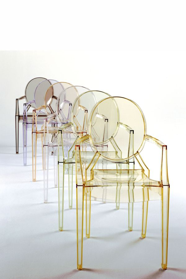 Philippe Starck Ghost Chair 3d Model 3d Model Victoria