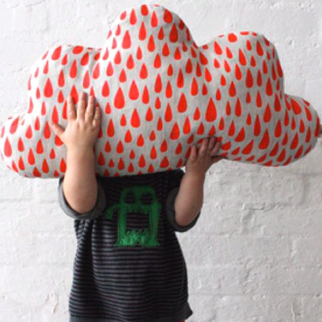 Cloud pillow... that's it, i'm making one.