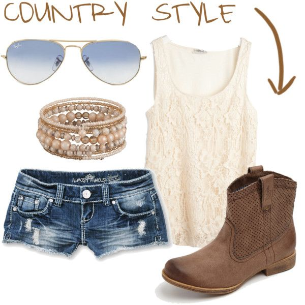 """country style"" by gravakat on Polyvore"