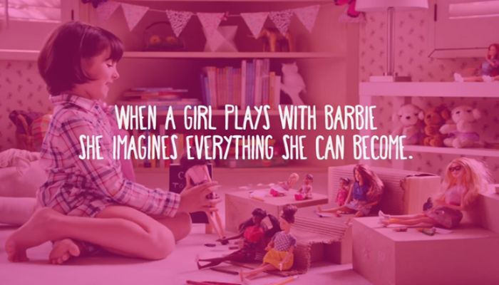 New Commercial Proves That If Girls Can Dream It, Barbie Can Do It