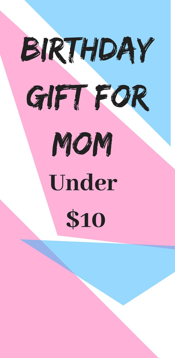 Birthday Gift For MOM Under 10 Mom Birthdaygift Birthdaygiftformom Kids Children Birthdaygiftunder10 Birthdaygiftforher Happybirthdaymom
