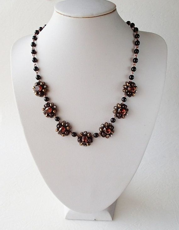 Brown Formal Jewelry