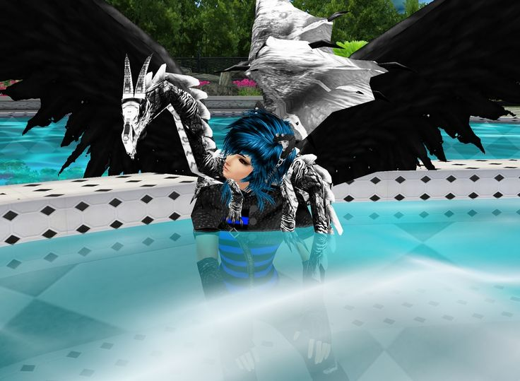 Me and  dragon :3