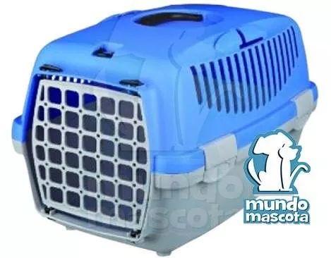 jaula transportadora trixie perros y gatos origen alemán n°1